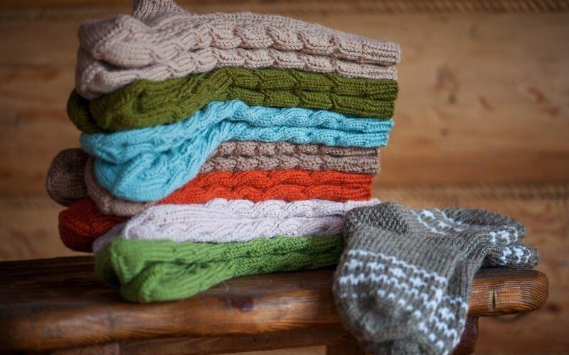 Benefici dei calzini