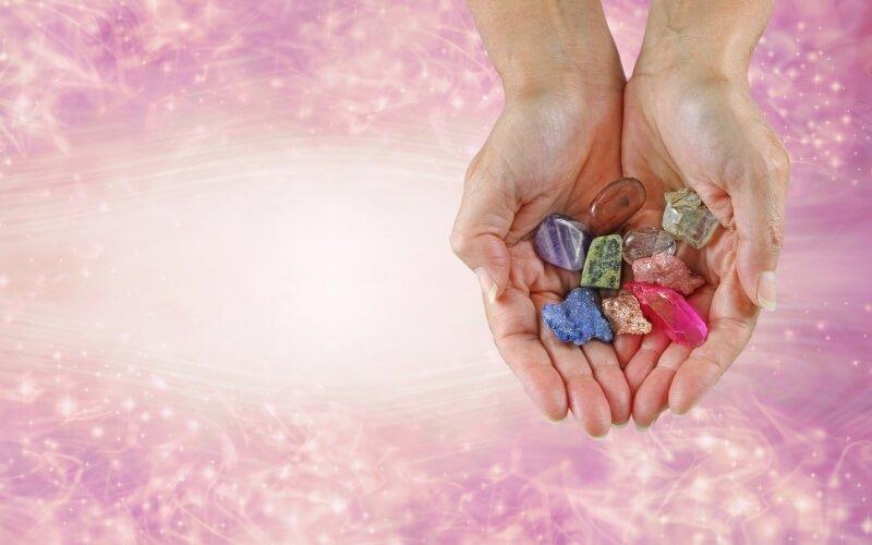 Cos'è la cristalloterapia