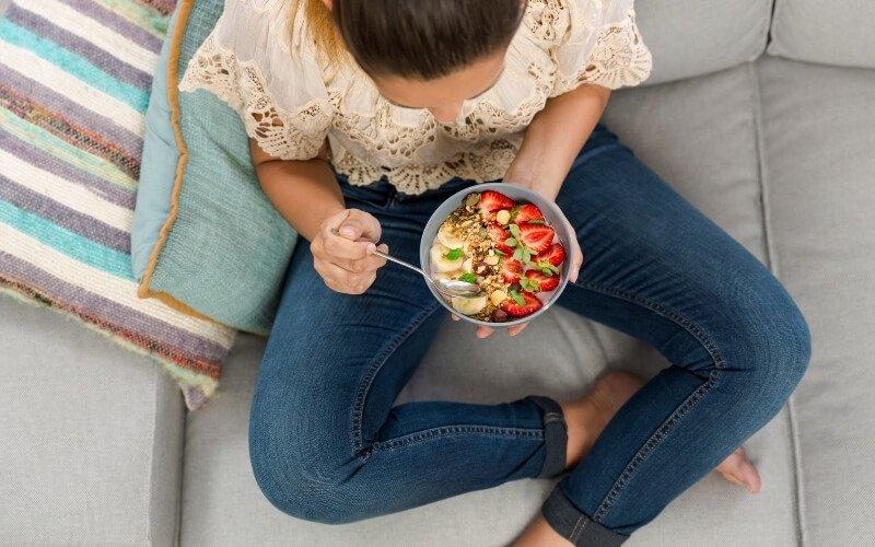 Mangia in modo equilibrat