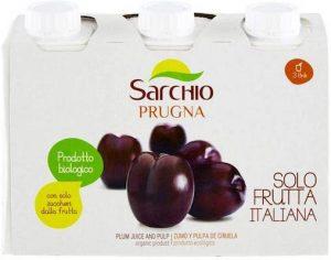 Sarchio - Succo di prugna bio