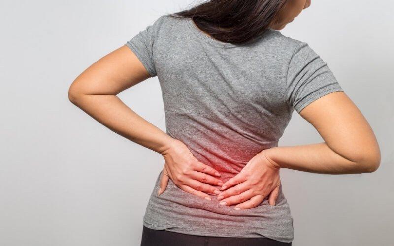 Riflessologia plantare e mal di schiena