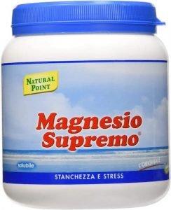 integratori di magnesio