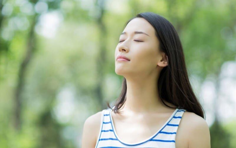 Esercizi di respirazione per ritrovare la calma