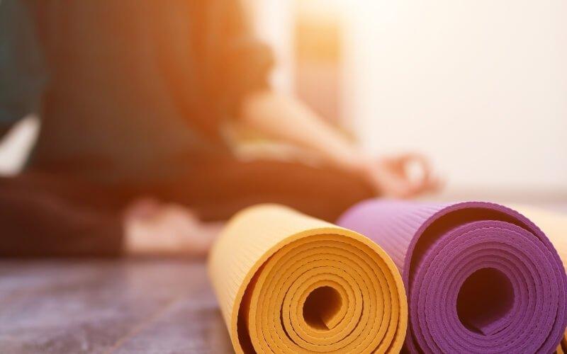 tappetino yoga
