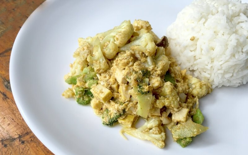 Patè di tofu