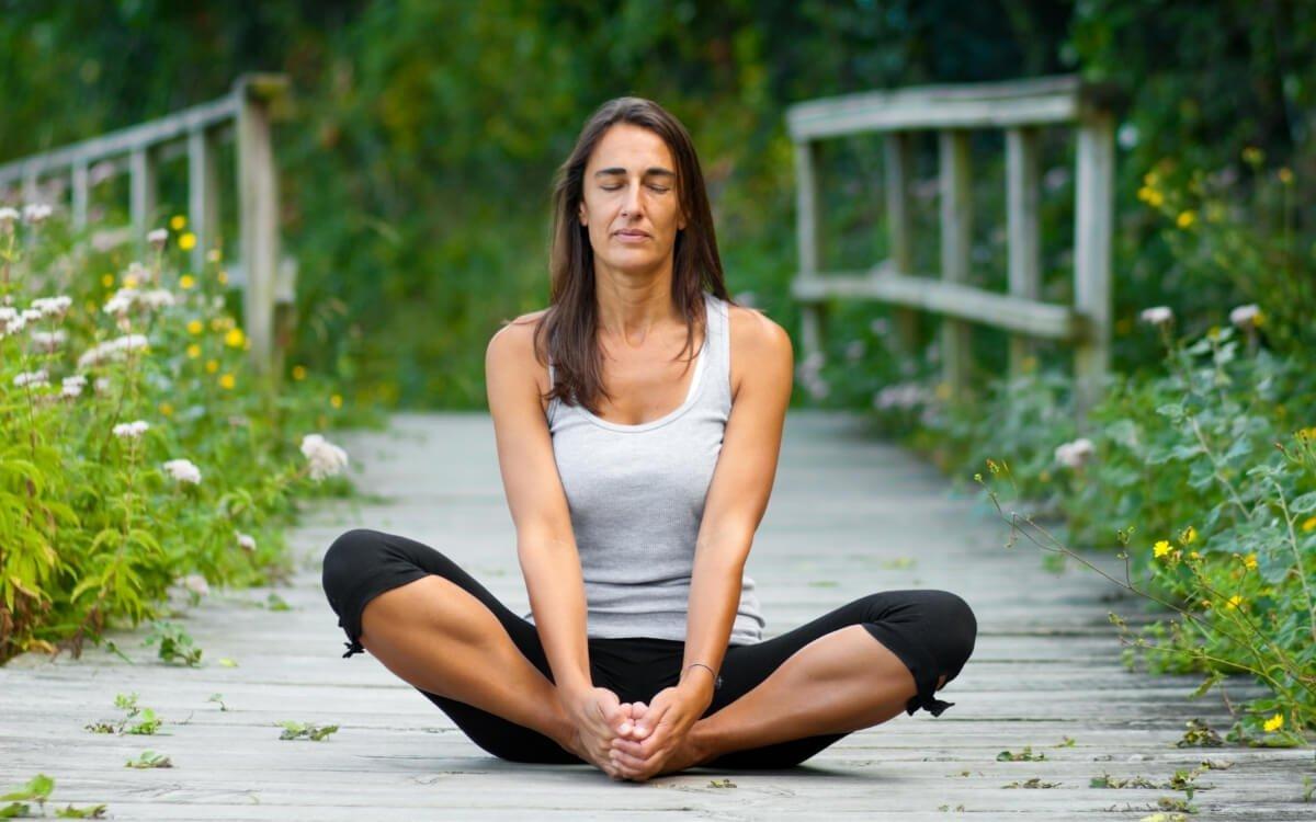 meditare in un momento