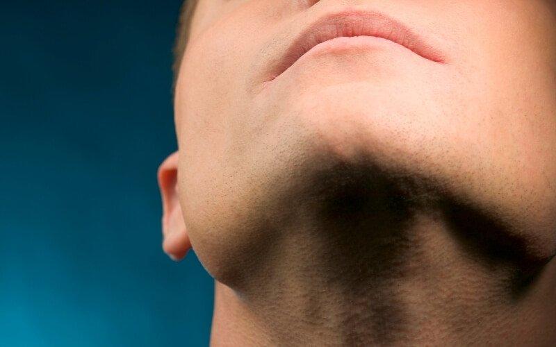 Labbra e mento