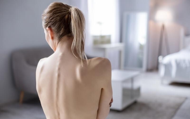 Automassaggio alla schiena