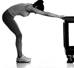 Stretching completo della schiena